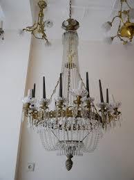 Sac A Perle Großer Antiker Kerzen Kirchen Korb Leuchter