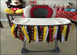 full size of furniture beautiful mickey mouse high chair 24 decorations mickey mouse high chair banner