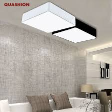 diy ceiling lighting. Modern Minimalism Rectangle DIY Led Ceiling Lights For Living Room Bedroom  Hallway Home Lamp Decoration Lighting Fixtures-in Ceiling Lights From Diy -