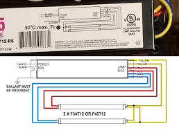 ge ballast wiring diagram ge image wiring diagram fluorescent light ballast wiring diagram wiring diagram on ge ballast wiring diagram