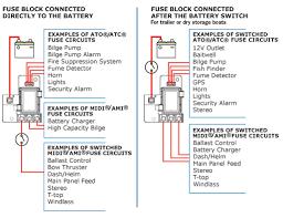 boat fuse block wiring diagram boat automotive wiring diagrams