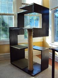 Contemporary Cat Tree Furniture