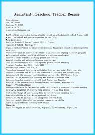 resume for assistant teacher simple human resources cover letter resume for assistant teacher grabbing your chance excellent assistant teacher resume grabbing your chance