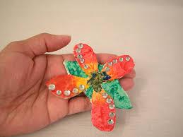 Flower Paper Mache