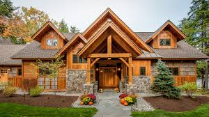 Best 25 Mountain Home Plans Ideas On Pinterest  Mountain House Rustic Looking Homes