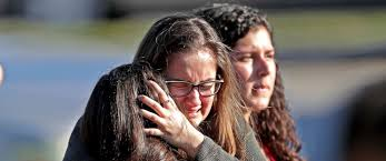 florida massacre survivors demand gun florida teen shooting survivors announce march for our lives