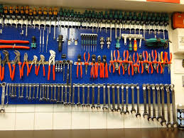 Anyone hang their tools on pegboard? - Page 2 - The Garage Journal Board
