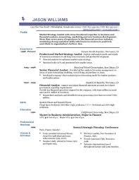 Experienced Resume Format 12 Joele Barb