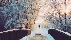get out and enjoy nature how going outside improves our mood and health even in winter