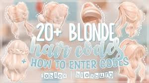 These codes will get you a head start in the game and will hopefully get you leveling up your character in no time! Roblox Girl Hair Codes