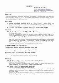 Resume Format Google Docs Fresh Google Doc Resume Template Sarahepps