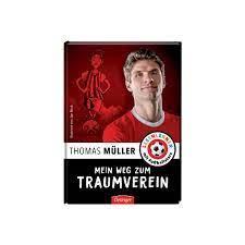 Thomas Müller - Mein Weg zum Traumverein (German edition)   Official FC  Bayern Munich Store
