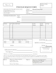 Local Purchase Order Purchase Requisition Template Excel Order Form Local Format