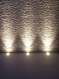 wall lighting effects. External Stair Lights Complete The Transformation Of This Entrance. Wall Lighting Effects