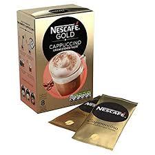 nescafe gold cappuccino