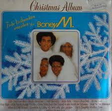 <b>Boney M</b>. - <b>Christmas</b> Album | Releases | Discogs