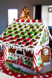 Premade Gingerbread Houses My Name Is Snickerdoodle Stress Free Tips For Making A Christmas