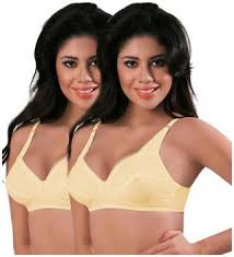 Sonari Bra Size Chart Buy Sonari Kamolika Women Regular Bra Pack Of 2 Online At