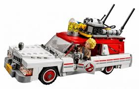 Small Picture First Look at New LEGO Ghostbusters Set Ecto 1 and Ecto 2 75828