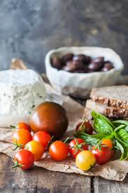 Vibrant Header Tomato Wholewheat Sandwiches With Goats Milk Ricotta Are The