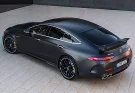 Driving dynamics at motorsport level, explosive sprints, maximum comfort. 2019 Mercedes Amg Gt 63 S 4 Door Coupe 4matic Mercedes Amg Mercedes Coupe Mercedes Benz Cars