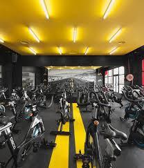 home gym lighting. image result for neon yellow gym decor home lighting
