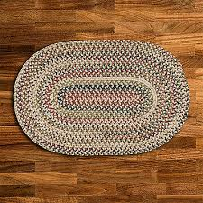 cedar cove natural braided area rug by colonial mills many sizes braided rugs