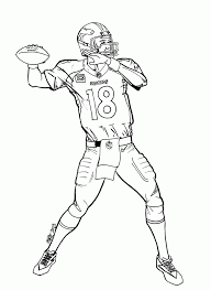 11 Pics Of Football Broncos Coloring Pages Denver Broncos Logo