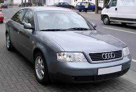 Audi A6 C5 - Wikipedia, den frie encyklopædi