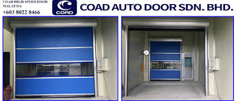 Coad High Speed Door Malaysia, Steel Roller Shutter Doors, Shutter ...