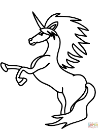 Small Picture Unicorn coloring pages Free Coloring Pages