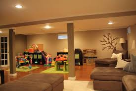 basement ideas for kids area. Modern Basement Ideas For Area Finished With Plenty Of Room A Play Kids