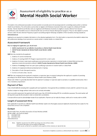 Community Mental Health Worker Cover Letter Art Consultant Resume