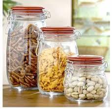 clear glass canisters clear glass canisters for snacks clear glass canisters with black lids