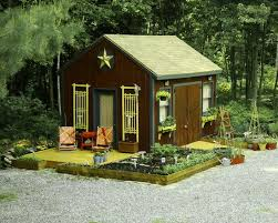 Small Picture 149 best Shed Decorating images on Pinterest Gardening Home and