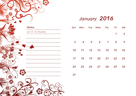 Calendar Template Microsoft Word 2016 2016 Calendar Template