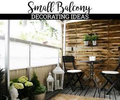 small balcony furniture ideas. Small Balcony Decorating Ideas Country Square Furniture