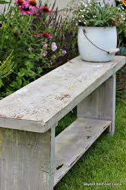 Diy Bench Best 25 Benches Ideas On Pinterest Diy Bench Diy Table And Diy