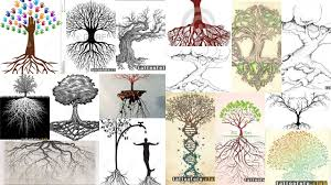 фото тату дерево с корнями клуб татуировки фото тату значения