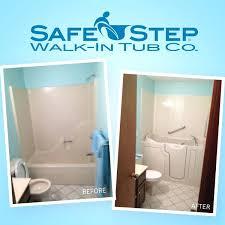 safe step bathtub safe step walk in tub safe bathroom makeover safe step bathtub cost