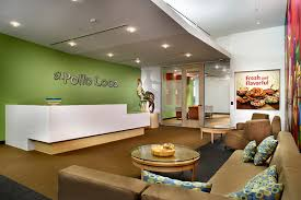 55 Inspirational Office Receptions, Lobbies, and Entryways - 23