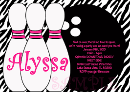 bowling party invitations templates ideas bowling party bowling party invitations for kids