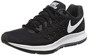 nike running shoes black air. nike women\u0027s air zoom pegasus 33 running shoes, black (black/anthracite/cool shoes i