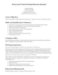 Information Technology Resume Examples Objectives Information