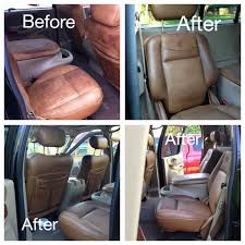 king ranch leather restoration attempt image 3507422064 jpg