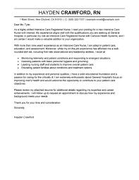 Nursing Cover Letter Format Letters Australia Vintage For Registered