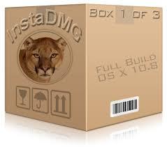 instadmg disk image mounn lion 10 8
