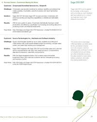 Erp Database Design Pdf Sage 300 Erp I White Paper Pdf