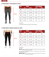 Venum Women S Gi Size Chart Venum Size Guide Venum Com Asia