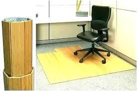 rug under office chair desk chair rug netgaleria office chair rug for hardwood floors